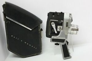 Vintage-Bell-amp-Howell-Autoload-Animation-Zoom-Reflex-8mm-Film-Camera-With-Case