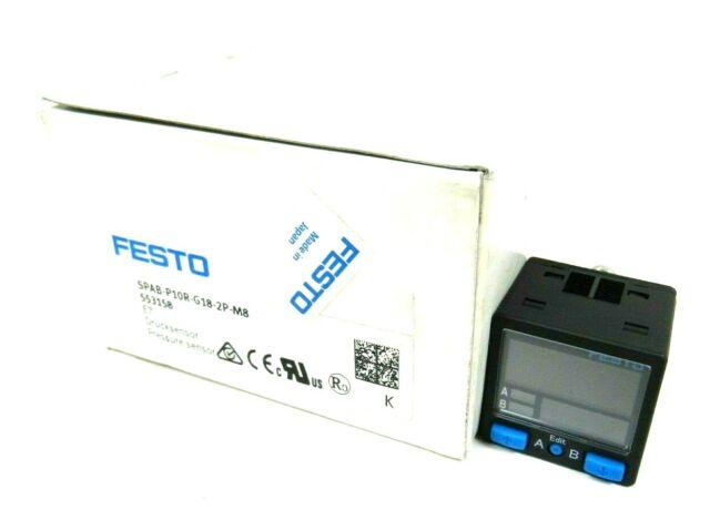1PCS for NEW FESTO SPAB-B2R-G18-2P-M8 553146