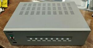 Sony-PC-1271-Video-Signal-Interface-Switcher-8-Channel-Rack-Mount-8CH-VTG-BNC