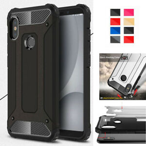 buy online a1d49 4234f Details about For Xiaomi Mi A1/6 Redmi 4A Note 5 Pro 4X Case Hybrid Armor  Dual Protect Case