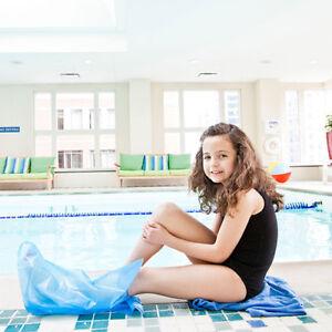 Seal Tight Sport Pediatric Leg Cast Cover Beach Bathing Protector