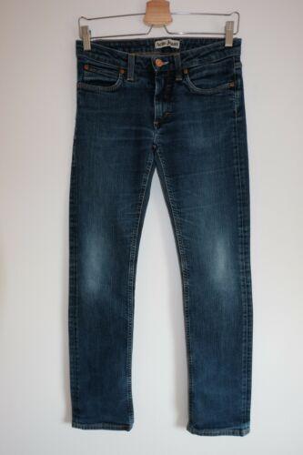 Acne Studios Acne Jeans HEP RAW 29x30