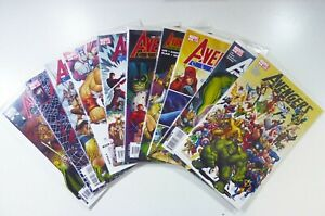 Marvel-AVENGERS-CLASSIC-2007-1-2-4-6-12-REPRINTS-SILVER-AGE-VF-NM-to-NM