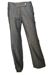 NEW  Anthropologie Taikonhu Wide Leg Pants Trousers  Size 6