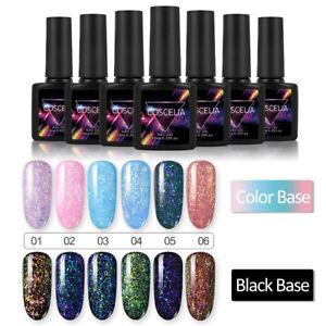 Details about COSELIA Galaxy Nail Gel Magnetic Nail Art Polish Varnish  Glitter Salon Gel 10ML