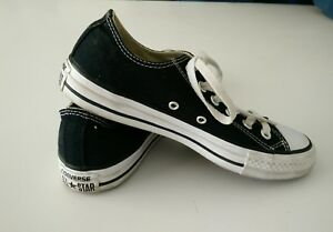 8336e5b942c9 Converse All Star Chuck Taylor Canvas Shoes Low Top Brand New NAVY ...