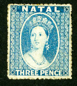 Natal-Stamps-12-XF-Partial-OG-LH-Scott-Value-175-00