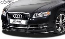 RDX Bodykit Audi A4 B7 8E Spoiler Set Front Spoiler Seitenschweller Heck Ansatz