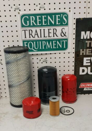 BOBCAT TRACTOR FILTERS CT335 CT440 CT445 CT450 HST WITH INNER FILTER