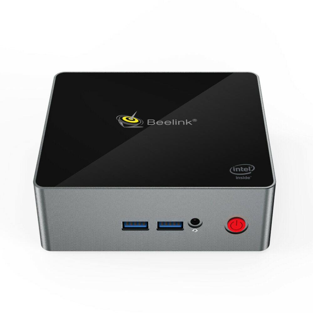 Beelink J45 Windows 10 Mini PC Computer 8GB RAM 128G SSD Intel Pentium J4205 CPU