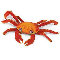Galapagos Sally Lightfoot Crab Incredible Creatures Figure Safari