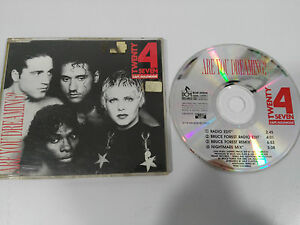 TWENTY-4-SEVEN-ARE-YOU-DREAMING-MAXI-SINGLE-CD-4-TRACKS-1990-GERMAN-EDITION