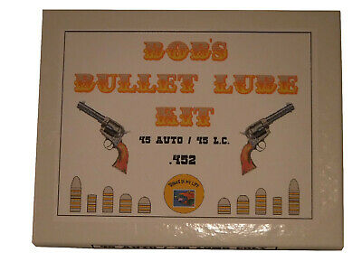 Bob's Bullet Lube Kit 45lc 45auto Sporting Goods Hunting