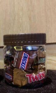 Chocolates in a Jar (mini- 10pcs)