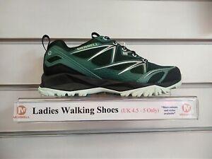 Merrell Capra Boulon J35966 Femme Randonnée Marche Trekking Chaussure Taille 4.5 Us 7-afficher Le Titre D'origine
