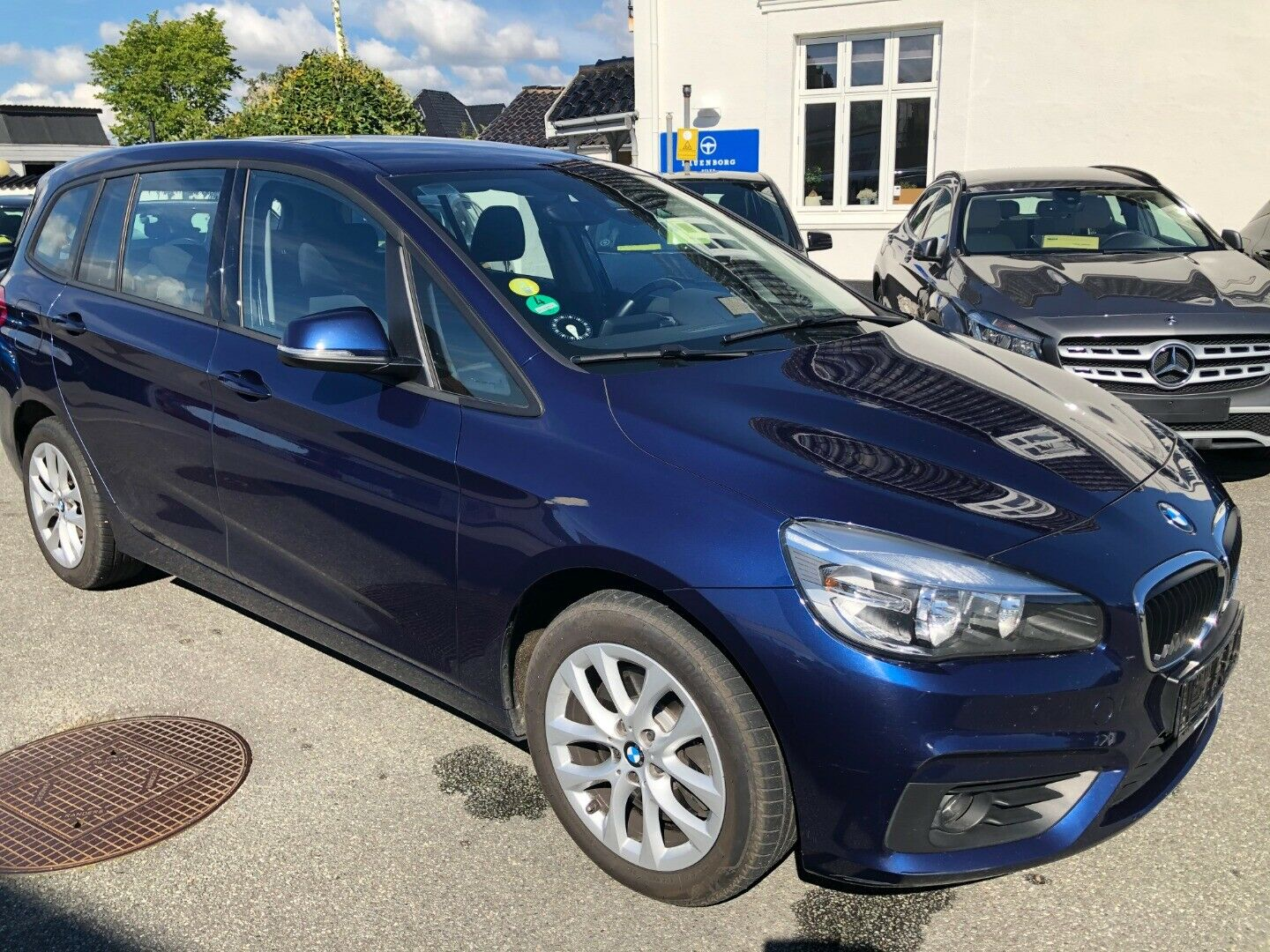 BMW 220d 2,0 Gran Tourer Advantage 7prs 5d