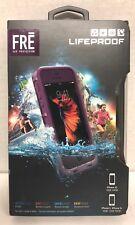 LifeProof Fre iPhone 5 5s SE Waterproof Purple Case