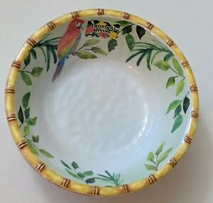 Cereal Bowls Spring Bamboo Trim