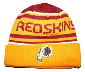 b5ca8a32c NWT Washington Redskins Youth Boys 8-20 Cuffed Knit Hat - One Size ...
