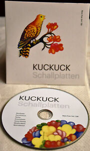 VARIOUS ARTISTS Kuckuck Schallplatten CD Rolling Stone RARE TRAX Vol. 128 KULT!!