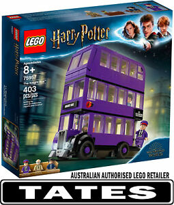 LEGO® 75957 The Knight Bus™ Harry Potter™ from Tates Toyworld