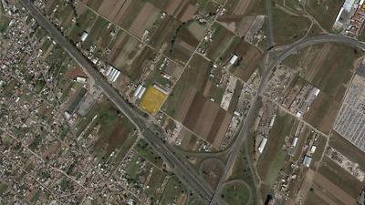 Se renta terreno industrial cerca de la VW, San Francisco Ocotlan