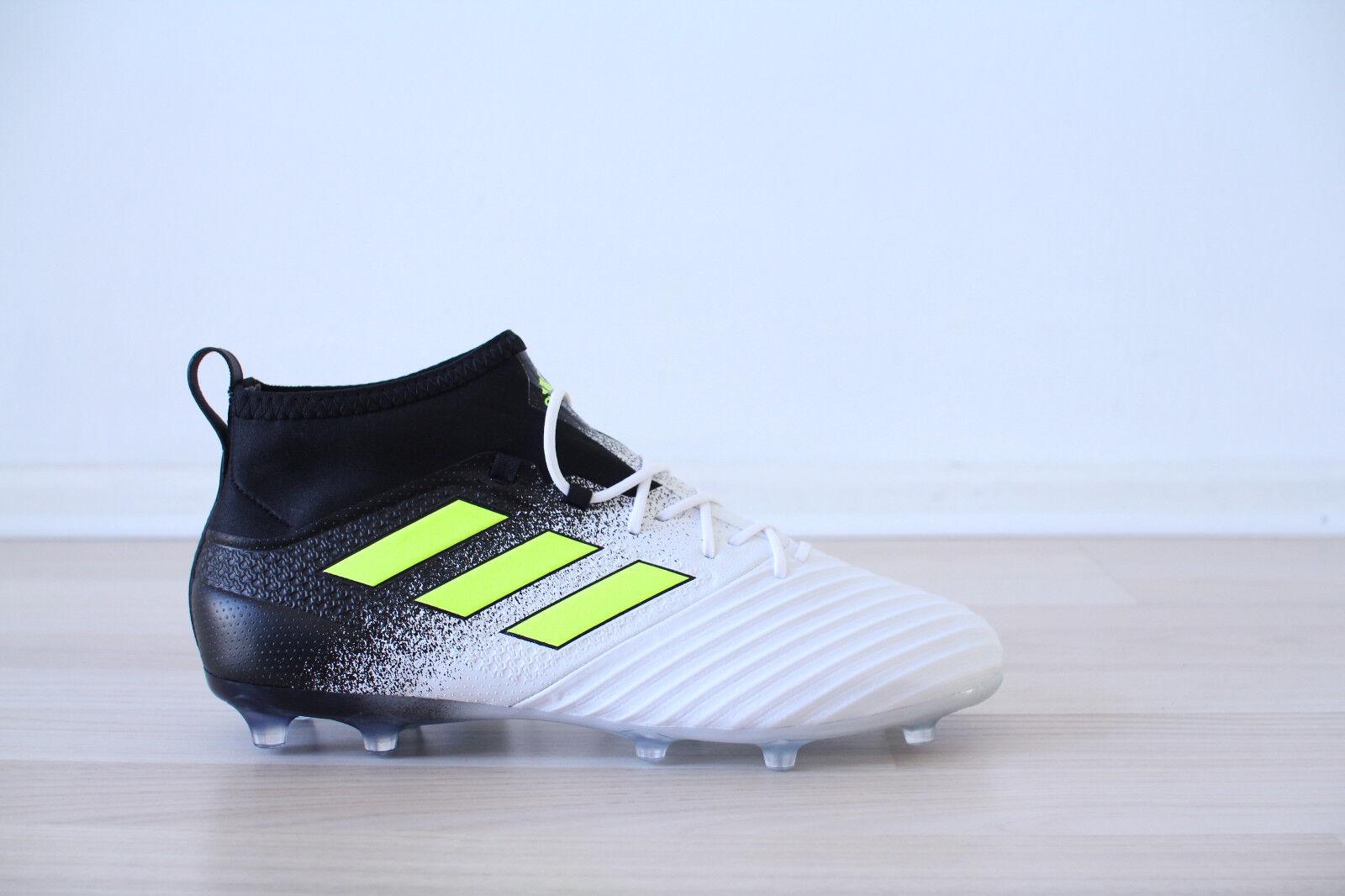Weiß Schwarz J 17.1 Ace Adidas Gr. FG Preiszugeständnisse