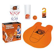 Slam Dunk Toilet Basketball Game Gadget -Prank Gift for Basketball Lovers 5113