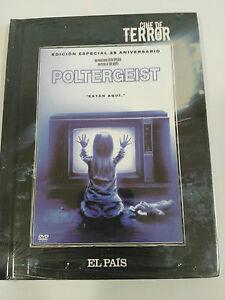 Poltergeist-DVD-Libro-Edizione-Speciale-25-Anniversario-New-Sealed-Nuovo