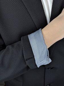 019bb96387 Das Bild wird geladen Sakko-Herren-Bruno-Banani-Schwarz-Marken-Anzug-Smoking -