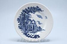 Kuchenteller D 19,5 cm Royal Tudor Olde Abbey blau