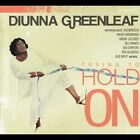 Trying to Hold On by Diunna Greenleaf (CD, Jul-2011, CD Baby (distributor))