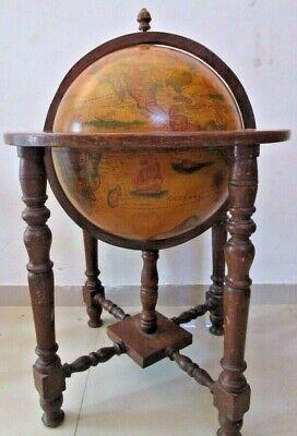 RAREST RARE EXTRA LARGE Real ANTIQUE EARTH Globe 100/% ORIGINAL 1656