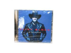 Clint-Black-D-039-lectrified-CD-New-Sealed-Country-Music-CD-Blues-Waylon-Fire-Dixie