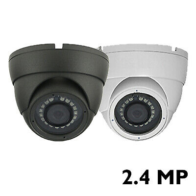 OYN-X 1080P 4IN1 DOME CCTV CAMERA WIDE ANGLE GREY WHITE IR    OUTDOOR HD AHD TVI