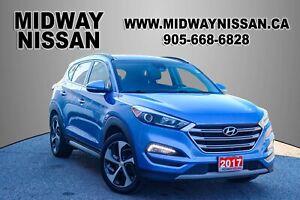 2017 Hyundai Tucson Ultimate