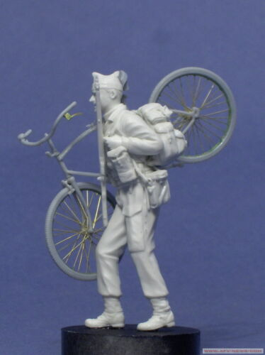 Bicycle NOT included Resicast 1//35 Commando No.1 June 1944 Carrying Bicycle