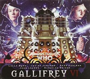 GALLIFREY-VI-CD-by-NEW-Book-FREE-amp-FAST-Delivery-Unknown-Binding
