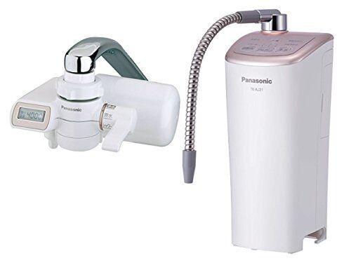 Panasonic TK-AJ21-PN Alcalin ion purificateur d'eau Ioniseur Or Rose AC100V EMS avec t