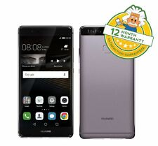 Huawei P9 Titanium Grey Unlocked Android Smartphone 32GB