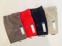 Okie Dokie® Boys PULL ON WAIST Cargo Shorts  - NWT