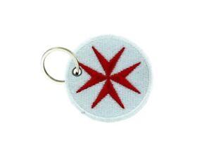 Lewin montato Navy Quadrato Spot Stampa Camicia Button polsino T.M