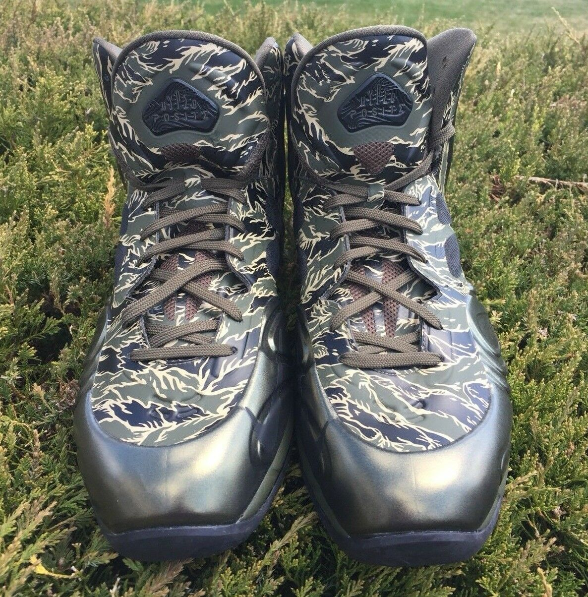 Nike Air Max Hyperposite Tiger Camo 524862-300 US Comfortable best-selling model of the brand Great discount