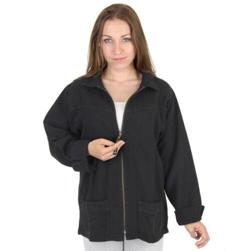 Zip Langærmede Canadian Cotton Up Made Jacket 100 AqqPvwg