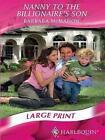 Nanny to The Billionaire S Son Book Barbara McMahon HB 0263205908 BTR
