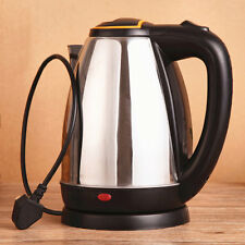 AU 2L 1500W Stainless Steel Anti-dry Protection Electric Auto Cut Off Jug Kettle