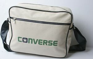 6c6b3e1c4b0 Image is loading Converse-LG-Reporter-Sporty-Bag-Whitecap-Grey