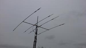 Details about mosley hf yagi beam 3 ele 20m 17m 15m 12m 10m 6m