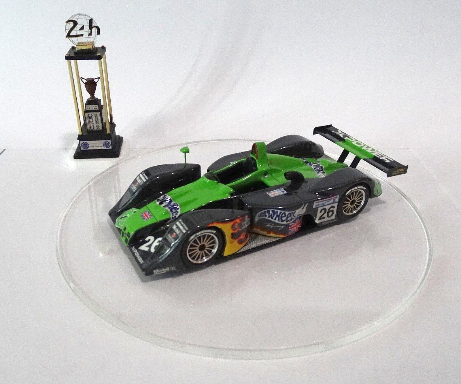 MG Lola EX275  26 Le Mans 2002 Built Monté Kit 1/43 no spark MINICHAMPS