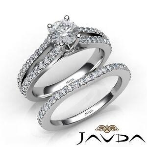 2-12ctw-Peekaboo-para-Novia-Anillo-Compromiso-Diamante-Redondo-GIA-H-VS2-con-Oro
